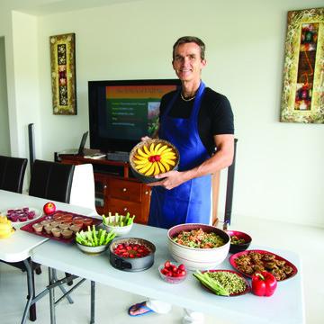 Paul Rodney Turner, the Food Yogi