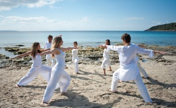 Pure Yoga Retreat Holiday in Ibiza