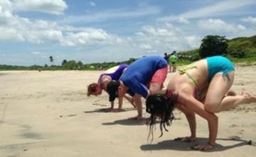 Summer Solstice. Therapeutic Yoga Retreat with Dani Zuccheri