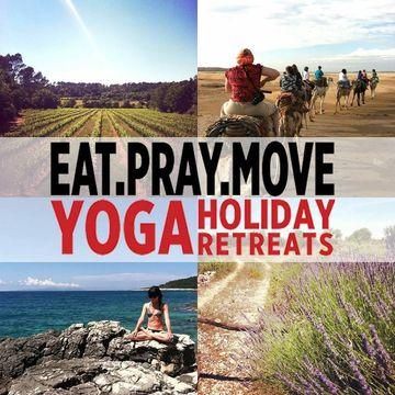 Erin Lewis EAT.PRAY.MOVE Yoga Retreats