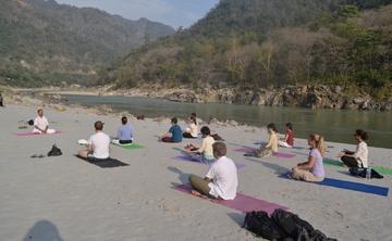 200 Hours Yoga Teacher Training Rishikesh, India