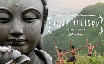 Yoga Holidays in Phuket