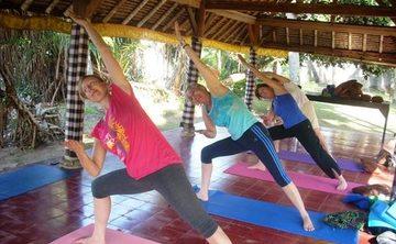 11 Days Rejuvenating Yoga Retreat in Indonesia