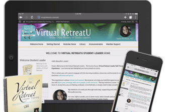 Virtual Retreat Leader Training - DIY Online Experience