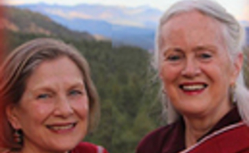 Lama Tsultrim & Chagdud Khandro teach P'howa & Zhitro: Practices for Death & Dying