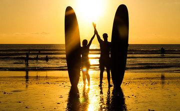 Sri Lanka Surf & Yoga Retreat (co-ed)