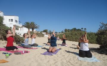 Windsurf & Yoga Holiday