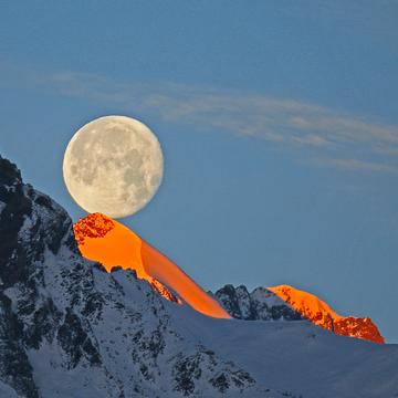Mount Blanc retreat Centre, Italy