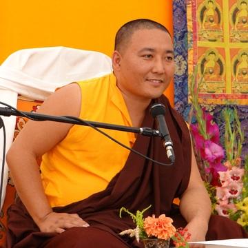 Khenpo Pema Tenphel