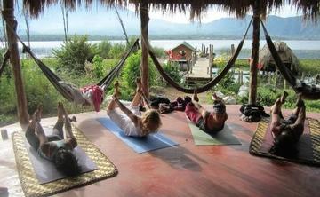 Yoga Retreat in Guatemala 2014: Off the Grid & Into Awareness