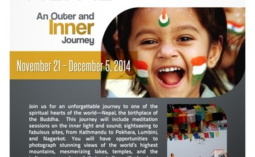 Nepal – An Outer and Inner Journey (10% off)