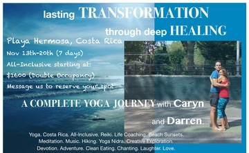 A complete Yoga Journey