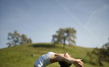 Rocket yoga week in the Dordogne, france