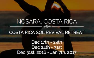 Sol Revival Retreat – FULL Three Weeks