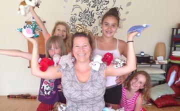 kendra's kids yoga camp