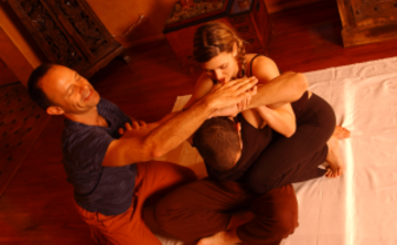 Fundamentals of Thai Yoga Massage - 24 CE Hours
