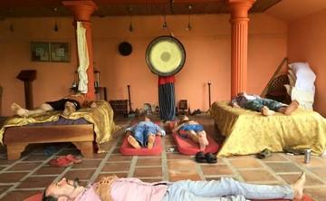 IBOGA Theta Wave/Music Retreat New Year in Yucatán
