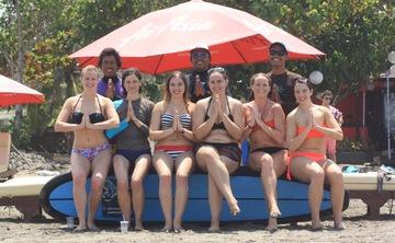 7 Day Women's Surf & Yoga Retreat Bali - Soul N Surf