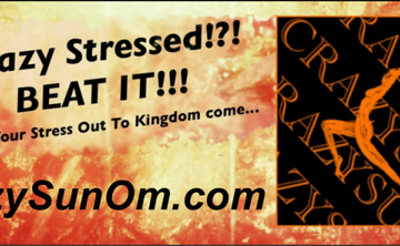 Crazy Stressed!?! Beat It!!!           Knock Your Stress Out To Kingdom Come...