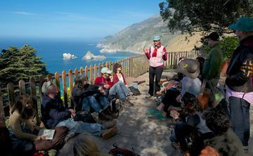 Walk on the Wild Side: Hiking the Big Sur Country