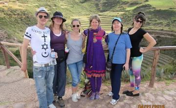 Sacred Valley Peru Yoga, Sacred Sites & Ayahuasca retreat