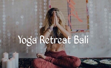Personal Yoga Retreat in Bali
