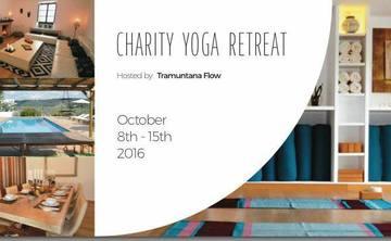 Charity Yoga Retreat in Mallorca, Spain