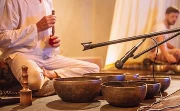 3-Day Tibetan Singing Bowls - Sound Healing Teacher Training Course In Arambol, Goa, India