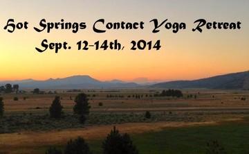 Sierra Hot Springs Contact Yoga Retreat