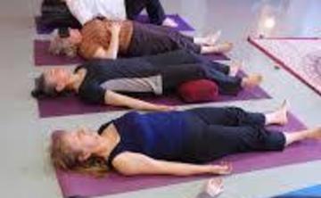 Yoga Nidra & deep Relaxation