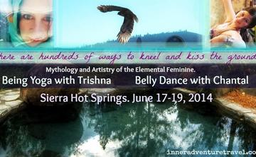 Yoga and Belly Dance at Sierra Hot Springs