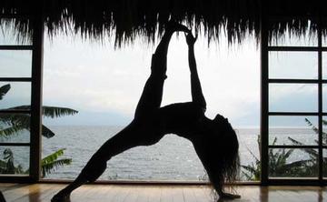 James Tenant – Yoga Retreat