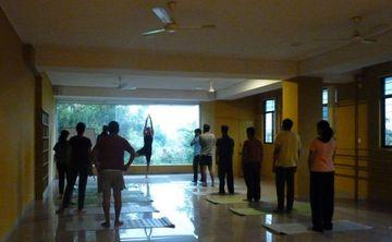 200 hr Yoga Teacher Training (YTT) - Sep 2014                            Teacher Training