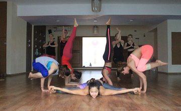 500H Ashtanga Vinyasa Yoga TEACHER TRAINING COURSE with Yoga Alliance USA and UK certification FOOD & ACCOMODATION, INCLUYED