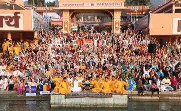 The International Yoga Festival, Rishikesh - Anahata Retreats