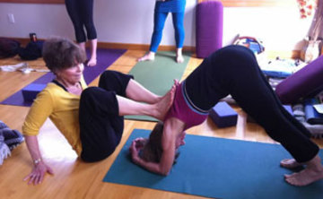 Harmony Yoga 2015 Yoga Teacher Training Program