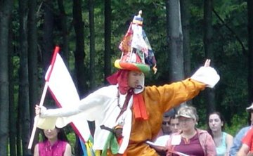 Workshop on Tibetan Sacred Dance