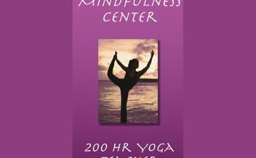 The Mindfulness Center, 200 Hr Yoga Teacher Training