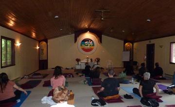 Meditation Retreat with Yoga and Kirtan