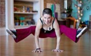 The Perfect Chaturanga with Jennilee Toner