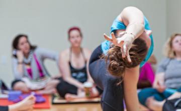 200 Hour Yoga Alliance Teacher Training