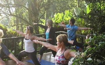 5 Days Yoga Holiday at Samasati, Costa Rica