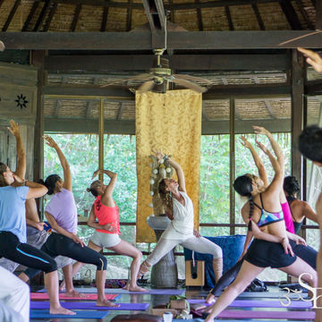 Pure Yoga Magic - 7 Day Yoga Retreat in Paradise