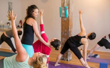 Jai Yoga Teacher Training