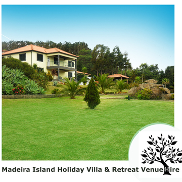 Madeira Island Holiday Villa & Retreat Venue