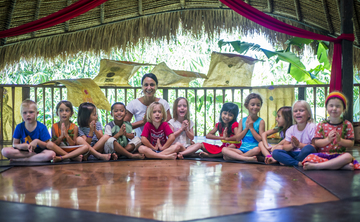 100 Hr Yoga for Kids and Teens Teacher Training