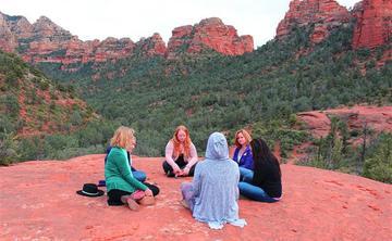Spiritual Group Retreat: Discovering Your Soul's True Purpose