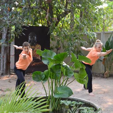 Wayist Spiritual Energy Center, Angkor Wat, Cambodia