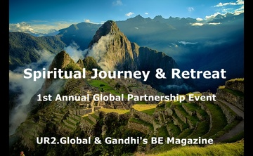 7 Day Machu Picchu, Sacred Valley, Cusco - Spiritual Journey & Retreat: When Inner-Peace Is Accomplished-World Peace Is Achieved!