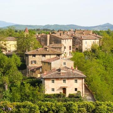 Il BORRO, Tuscany
